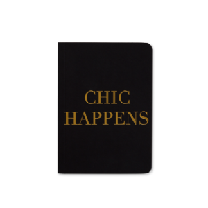 Handbag Notebook Chic